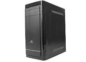 Pc Intel I5-2400, Memória 8Gb Kingston, Ssd 240Gb Kingston, Mb Bluecase Bmbh61, Gabinete C3Tech Mt-41Bk
