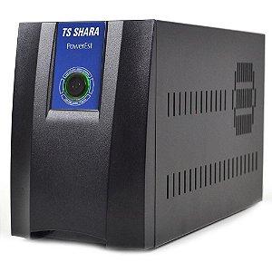 Estabilizador 2500Va Tsshara Powerest, Bivolt, 6 Tomadas, Saída 115V