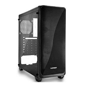 Pc Gamer Intel 9100F, Mem 8Gb Kingston, Ssd 240Gb Wd, Mb Asrock H310CmHg4, Gabinete Multilaser Ga178, Fonte 700, Vga1650