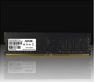 Memória Desktop Ddr4 16Gb/2400 Mhz Afox, 1.2V, Afld416Es1P