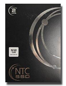 Ssd M2 512 Gb Ntc Ntckf-F6M.2Ngff-512