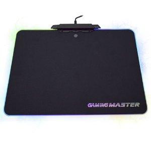 Mousepad Gamer Boreal + Rgb Led, 35 Cm X 26.4 Cm X 11.5 Mm, Kmex Fxx35256002Ck0X