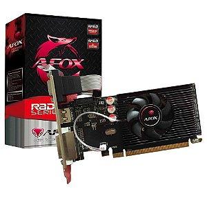 Placa De Vídeo Ddr3 1Gb/064 Bits Afox R5 220, Afr5220-1024D3L5