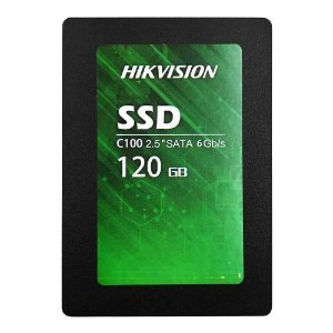 Ssd Sata3 120 Gb Hikvision Hsssdc100120G