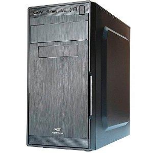 Pc Intel I5-2400, Placa Mãe Afox H61, Ssd 240Gb Kingston, Mem. 8Gb Afox, Gab. C3Tech Mt23V2Bk
