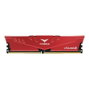Memória Desktop Ddr4 8Gb/2666 Mhz Gamer Team Group T-Force Vulcan Z Red