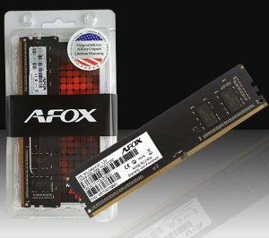 Memória Desktop Ddr4 4Gb/2666 Mhz Afox Afld44Fk1P