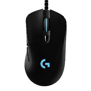 Mouse Gamer Logitech G403 Hero, 16.000 Dpi, 6 Botões, Preto, 910-005631