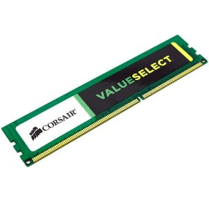 Memória Desktop Ddr3 4Gb/1333 Mhz Corsair Valueselect, Cmv4Gx3M1A1333C9