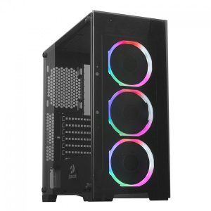 Pc Gamer Intel I7-9700F, Gigabyte Z390M, Ssd M2 240Gb Wd, Mem. 16Gb Hyperx, Redragon 618, Fonte 550 W Gigabyte, Gtx1650