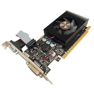 Placa De Vídeo Geforce Ddr3 4Gb/128 Bits Gt 420 Afox, Af420-4096D3L2