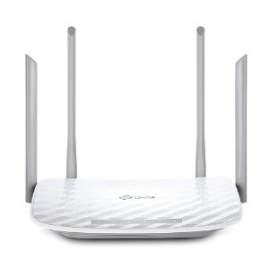 Roteador Tp-Link Ec220-G5, Archer C5 Ac1200, Wireless, Gigabit, Dual Band 2.4/5 Ghz, 1.167 Mb/S, 4 Antenas