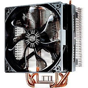 Cooler Universal Para Processador, Intel E Amd, Cooler Master Hyper T4 Rr-T4-18Pk-R1