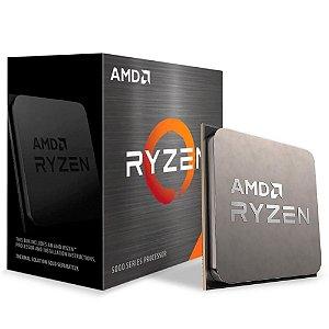 Processador Am4 Amd Ryzen 7 5800X, 3.8 Ghz, Max Turbo 4.7 Ghz, 36 Mb Cache, Sem Vídeo Integrado, Sem Cooler