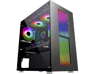 Pc Gamer Amd Ryzen 5600X, Asus X570-Plus, Ssd M2 240 Gb Wd, Mem. 8 Gb Hyperx, Kmex 02Ru, Fonte 450 W Corsair, Gtx1650