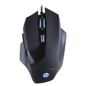 Mouse Gamer Hp G200, 4.000 Dpi, 7Qv30Aa#Abm