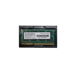 Memória Notebook Ddr3 4Gb/1333 Mhz Bluecase, 1.35V, Bmkso3D13M135Ve11/4G