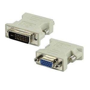 Adaptador Md9 6748, Dvi-D Macho X Vga Fêmea 24+1 Dual Link