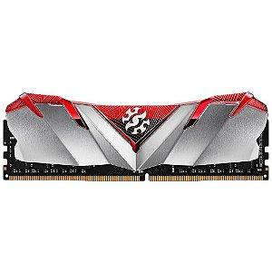 Memória Desktop Ddr4 8Gb/3000 Mhz Xpg Gammix D30, Cl16, Vermelho, Ax4U300038G16A-Sr30