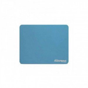 Mousepad Maxprint Padrão, 18 Cm X 22 Cm, Azul