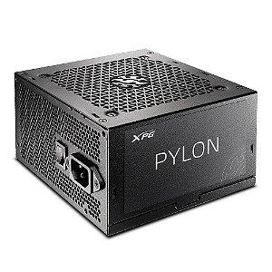 Fonte Atx 650 W Xpg Pylon Pylon650B-Bkcbr, 80 Plus Bronze, Preto
