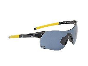 Óculos De Sol HB Quad F black/yellow