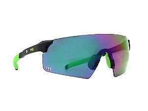 Óculos De Sol HB Quad R black/green