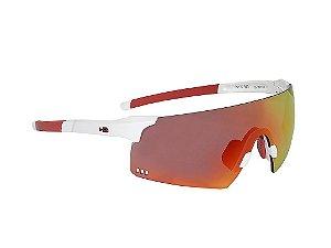 Óculos De Sol HB Quad R Red Chrome