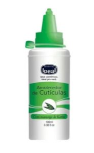 Amolecedor De Cutículas Ideal Manteiga De Karité - 100ml