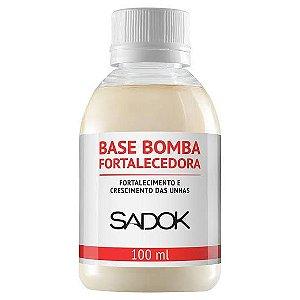 Base Bomba Fortalecedora Para Tratamento Sadox 100ml