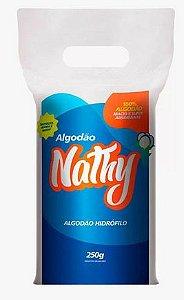 Nathy Algodão Hidrófilo em Rolo 250g