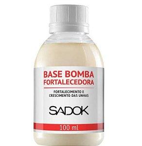Base Fortalecedora Para Tratamento Sadok 100ml