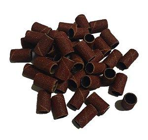 Kit De Lixa Cilindri Abrasivi Refil de Mandril X&D Com 100 unidades #120