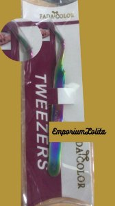 Pinça Tweezers Fada Color Furtacor