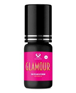 Cola Para Alongamento De Cílios Sobelle Glamour 3ml Extensão de Cílios