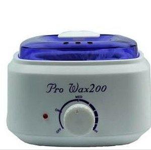 Termocera Aquecedor De Cera Depilação Elétrica Pro Wax 200 BIVOLT