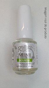 Óleo Para Cutícula soak off mini nourish Gelish 9ml