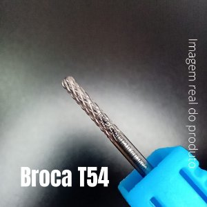 Broca Tungstênio T54 Para Unhas Manicures Nail's Designer