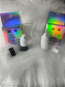 Linha de Marcação para Sobrancelha Helen Color com pigmento Branco ou Preto
