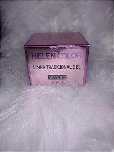 Gel Helen Color Linha Tradicional 60g UV/LED