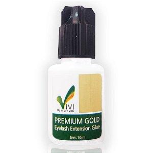 Cola de Cílios Vivi Gold Premium 10ml