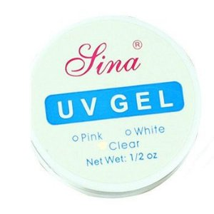 Gel UV Lina 15g - White