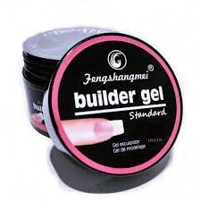 Gel Builder Fenghsnangmei 15ml Rosa Transparente