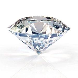 Diamante Pedra Cristal Transparente ( G )