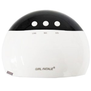 Cabine Estufa Led Uv Girl Fatale 36w Bivolt Unhas Acrigel