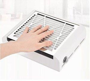 Coletor De Pó Aspirador Sugador Cooler Profissional 110V
