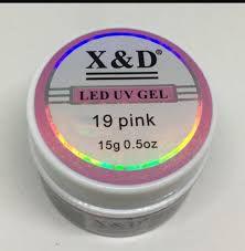 Gel X&D 15g 19 Pink