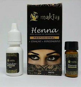 Henna Profissional Makiaj