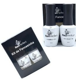 Kit Francesinha Nail Perfect 14ml
