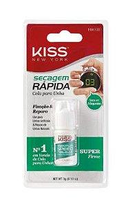 KISS NY COLA UNHA SECAGEM RAPIDA